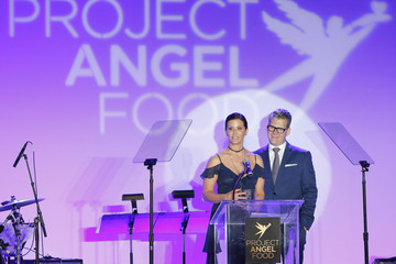Lu Parker Project Angel Food's 2017 Angel Awards