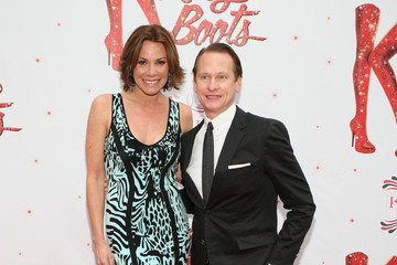 LuAnn de Lesseps Media Opening for 'Kinky Boots' 3