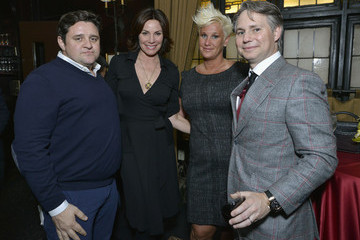LuAnn de Lesseps Cocktail Party at the Friar's Club