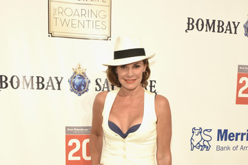 LuAnn de Lesseps RUSH Philanthropic Arts Foundation Celebrates 20th Anniversary at Art For Life Sponsored By Bombay Sapphire Gin