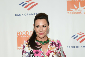 LuAnn de Lesseps Food Bank For New York City Can-Do Awards Dinner - Arrivals