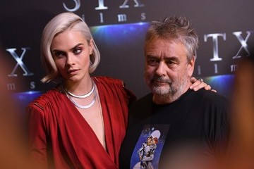 Luc Besson CinemaCon 2017 - STX Films Headlines Cinemacon's 'The State of the Industry: Past, Present and Future' Presentation