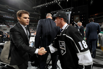 Luc Robitaille 2018 NHL Draft - Rounds 2-7