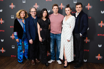 Luca Bernabei Synnove Karlsen 'MEDICI: The Magnificent' Premiere - Red Carpet Arrivals