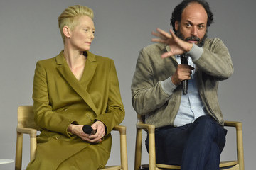 "Luca Guadagnino Apple Store Soho Presents Meet The Filmmaker: Tilda Swinton and Luca Guadagnino, ""A Bigger Splash"""