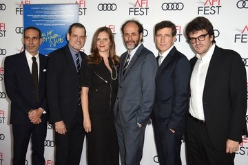 Luca Guadagnino AFI FEST 2017 Presented By Audi - Screening Of 'Call Me By Your Name' - Arrivals