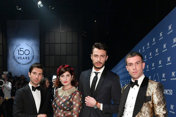 Luca Macellari Palmieri IWC Schaffhausen at SIHH 2018 - Red Carpet