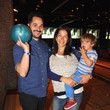 Luca Shai American Express Celebrates #EveryDayMoments And The 2014 Tribeca Film Festival With New York Families At Brooklyn Bowl