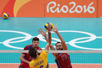 Lucas Volleyball - Olympics: Day 14
