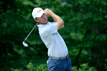 Lucas Glover The Memorial Tournament Presented By Nationwide - Round One