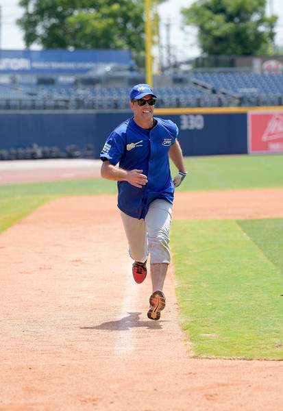 28th Annual City Of Hope Celebrity Softball Game - Game