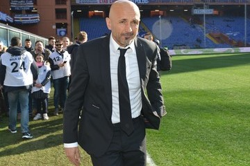 Luciano Spalletti UC Sampdoria v AS Roma - Serie A