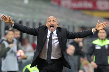 Luciano Spalletti AC Milan v AS Roma - Serie A