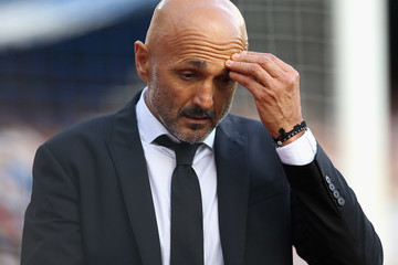 Luciano Spalletti SSC Napoli v AS Roma - Serie A