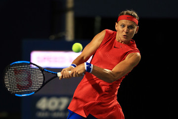 Lucie Safarova Rogers Cup presented by National Bank - Day 3