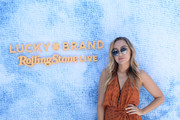 Brandi Cyrus attends Lucky Brand And Rolling Stone Live Present Desert Jam at ARRIVE Hotel on April 13, 2019 in Palm Springs, California.