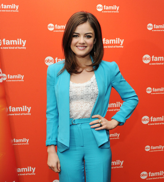 Lucy B Hale BBABCB Family B Upfront BEP Wchjl