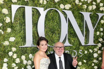 Lucy DeVito 2017 Tony Awards - Red Carpet