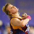 Lucy Griffiths Indoor British Championships - Day One