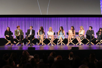 """Lucy Hale Ian Harding The Paley Center For Media's PaleyFest 2014 Honoring """"Pretty Little Liars"""""""