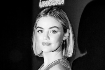 Lucy Hale Premiere Of The Orchard's 'The Unicorn' - Arrivals