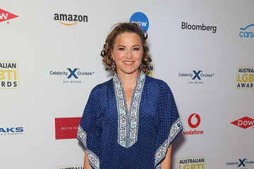 Lucy Lawless Australian LGBTI Awards - Arrivals