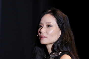 Lucy Liu Netflix See What's Next Event In Rome