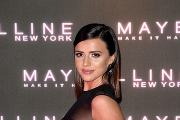 Lucy Mecklenburgh Maybelline Bring on the Night Party