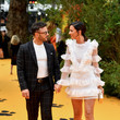 Lucy Mecklenburgh European Premiere Of Disney's 'The Lion King'