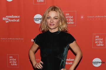 Lucy Walker 2018 Sundance Film Festival - An Artist At The Table Cocktail Reception And Dinner