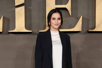 Lucy Watson 'Allied' - UK Premiere - Red Carpet Arrivals