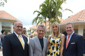 Luigi Boria Ivanka Trump Hosts Trump Spa Suites Grand Opening - 4/25