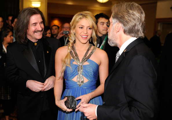 2011 Latin Recording Academy Person Of The Year Honoring Shakira - Red Carpet