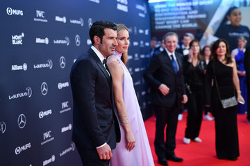 Luis Figo Red Carpet - 2018 Laureus World Sports Awards - Monaco