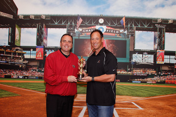 Luis Gonzalez First-Ever Oscar Roadtrip - Phoenix, AZ