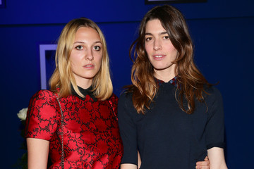 Luisa Orsini Guests at the Grey Goose Le Loft L'Officiel Party