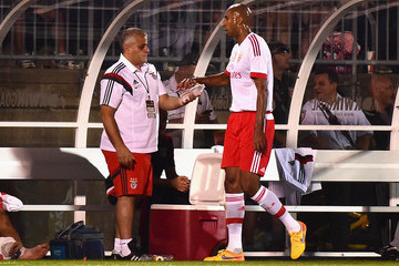 Luisao International Champions Cup 2015 - AFC Fiorentina v Benfica