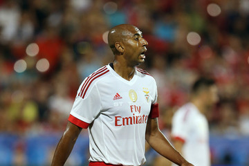 Luisao International Champions Cup 2015 - Benfica v Paris Saint-Germain
