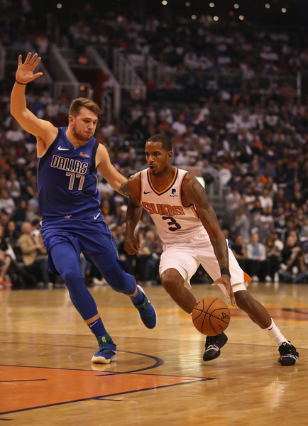 Dallas Mavericks vs. Phoenix Suns