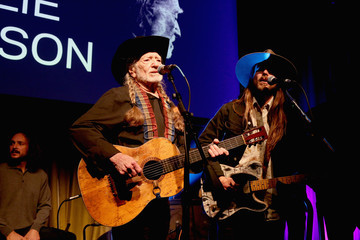 Lukas Nelson 61st Annual GRAMMY Awards - Producers & Engineers Wing 12th Annual GRAMMY Week Event Honoring Willie Nelson