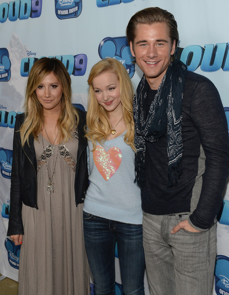 Luke Benward And Dove Cameron Dove cameron and luke benward