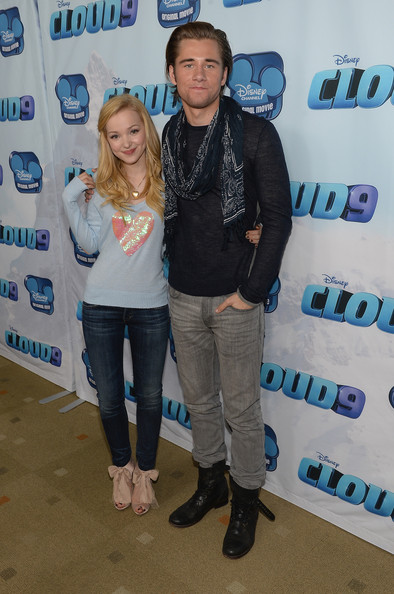 Luke Benward And Dove Cameron Luke benward and dove cameron