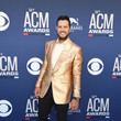 Luke Bryan 54th Academy Of Country Music Awards - Arrivals