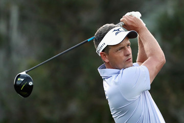 Luke Donald Sony Open In Hawaii - Preview Day 3