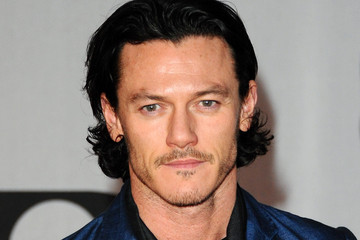 Luke Evans Arrivals at The BRIT Awards — Part 4