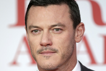 Luke Evans The BRIT Awards 2018 - Red Carpet Arrivals