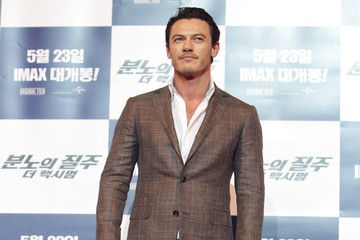 Luke Evans 'Fast & Furious 6' Press Conference in South Korea