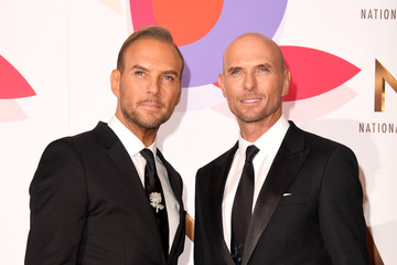 Luke Goss National Television Awards 2019 - Winners Room