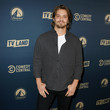 Luke Grimes L.A. Press Day For Comedy Central, Paramount Network, And TV Land