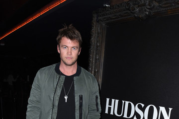 Luke Hemsworth Hudson Hosts Private Event at Hyde Staples Center for Red Hot Chili Peppers Concert